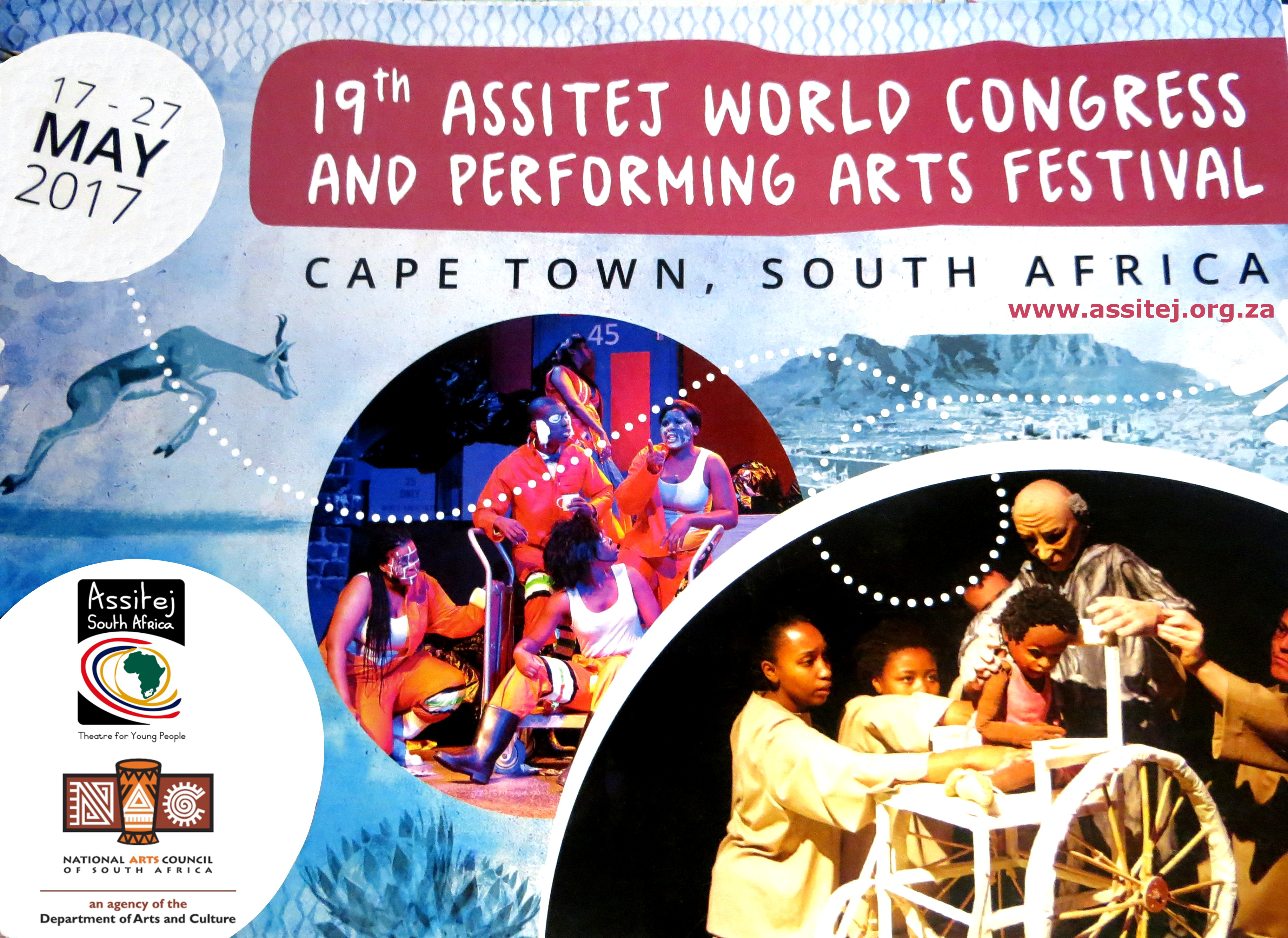 Call for proposals – World Congress Cape Town