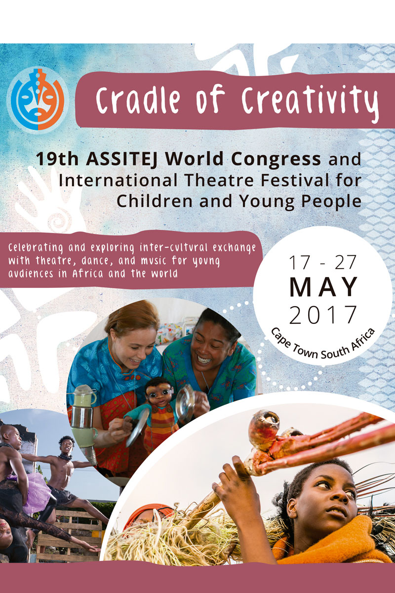 Call for ideas – ASSITEJ World Congress South Africa