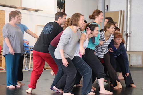 Dance workshop La Rencontre – Jordi L. Vidal