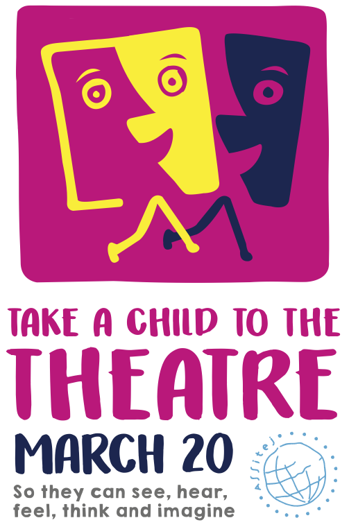 World Day of Theatre for Children and Young People — 20.03.2019