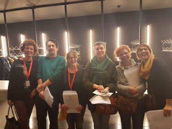 Uitwisseling van programmatoren — Échange de programmateurs — Krokusfestival 2019