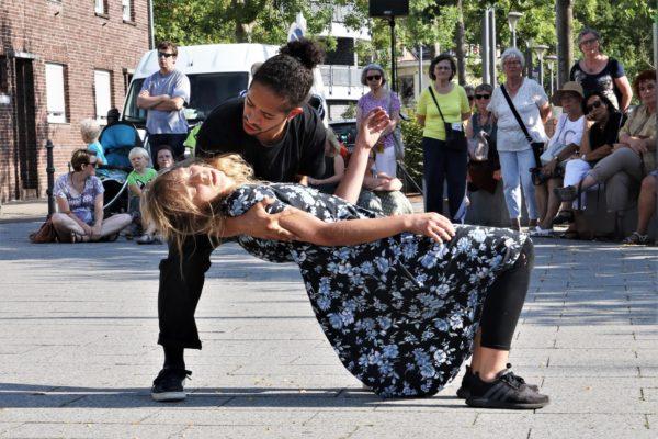 Open call: Festival Tanzende Stadt / Danse en Ville