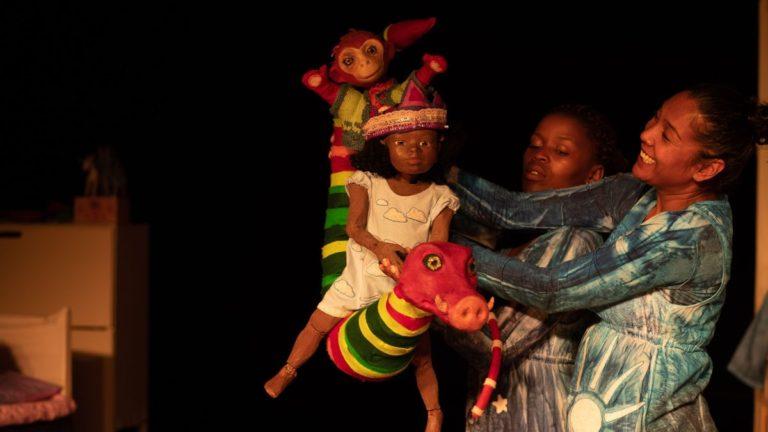 Inala Theatre & Janni Younge Productions - LUMKA (c) Joanna Evans